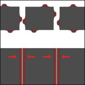 Greifschutznocken